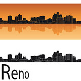 Reno skyline