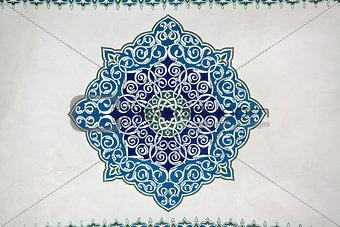 Arab mosaic