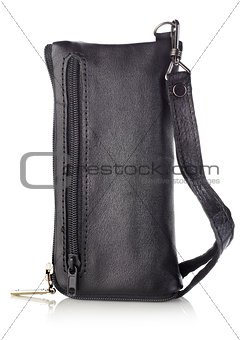 Black bag mobile phone