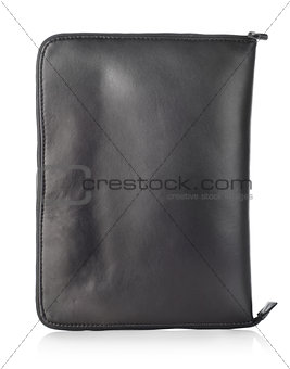Black case for mobile phone
