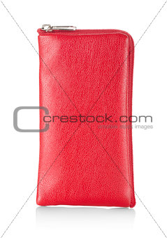 Red case for phone