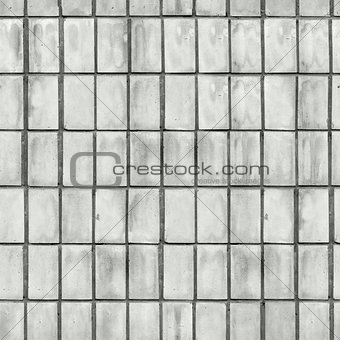 Grey Tile Wall Texture.