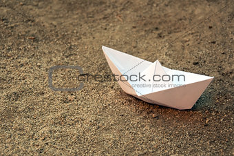 Paper boat