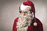 Santa Claus Headphones