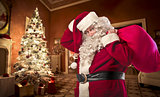Santa Claus in the House