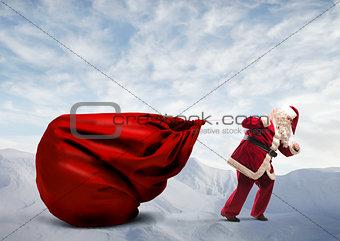 Santa Claus Deliveries