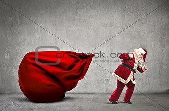 Santa Claus Sack