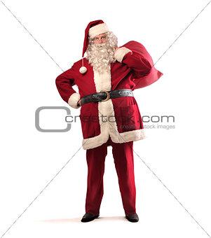 Ready Santa Claus