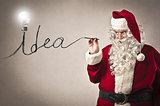 Santa Claus Idea