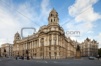 Old War Office Building, Whitehall, London, UK