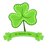 Clover Patricks Day
