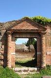 Old roman house