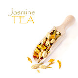 Jasmine tea.