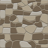 Seamless stone background