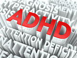 ADHD Concept.