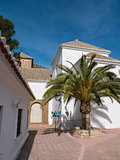 Church in Mijas
