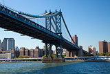 New York Manhattan Bridge