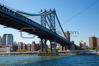 New York Manhattan Bridge