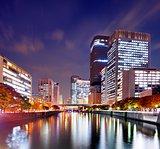 Osaka River