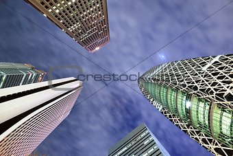 Tokyo High Rises