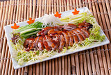 Roasted duck, Chinese style