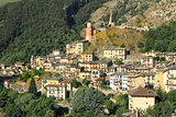 Town of Tende, France.