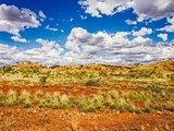 Australia landscape