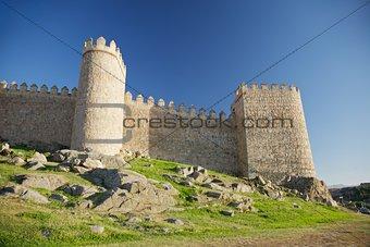 fortification corner
