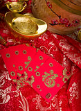 gong xi fa cai , traditional chinese new year items
