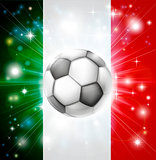 Italy soccer flag