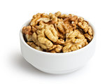 walnuts in bowl