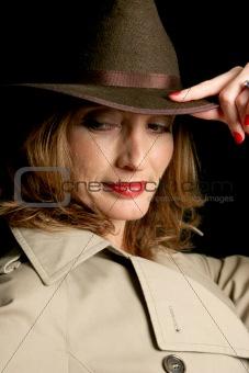Secretive Beauty