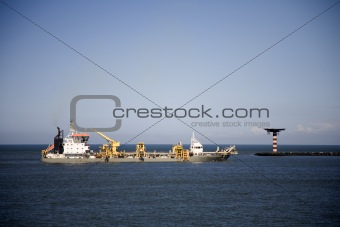 Cutter suction dredger 2
