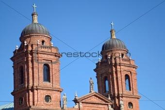 1909 Spanish Renaissance Revival Style Basicila
