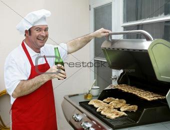 Back Porch BBQ - Happy Cook