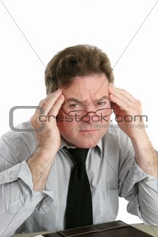 Headache Suffering
