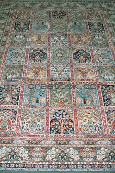 Asian carpet