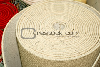Carpet in roll