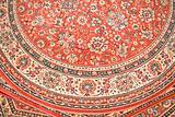 Round carpet