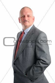 Businessman - Confident
