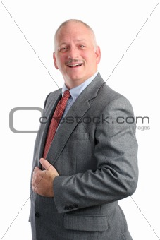 Businessman - Surprised