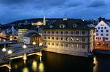 Zurich's Night