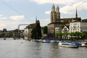 A Zurich's View