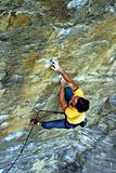 Extreme free climber