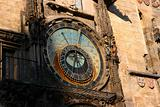 Prague astrological clock, Czech republic