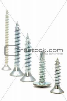 different screw
