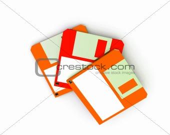 Floppy Disc 9