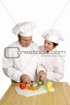Chef School - Encouragement