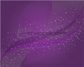 Purple Sparkly Background