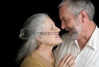 Mature Couple - Good Chemistry